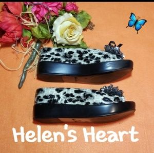 Helen's Heart Shoes